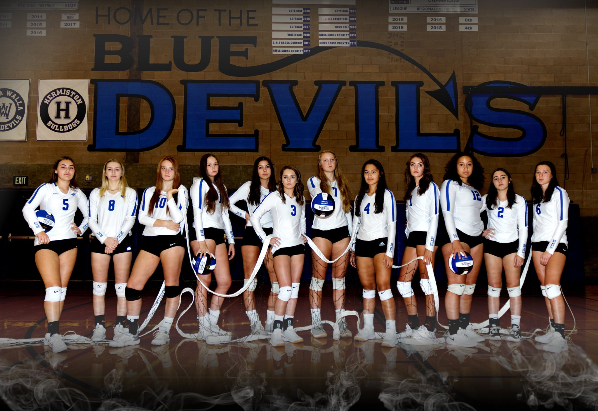 Varsity Volleyball 2019 2
