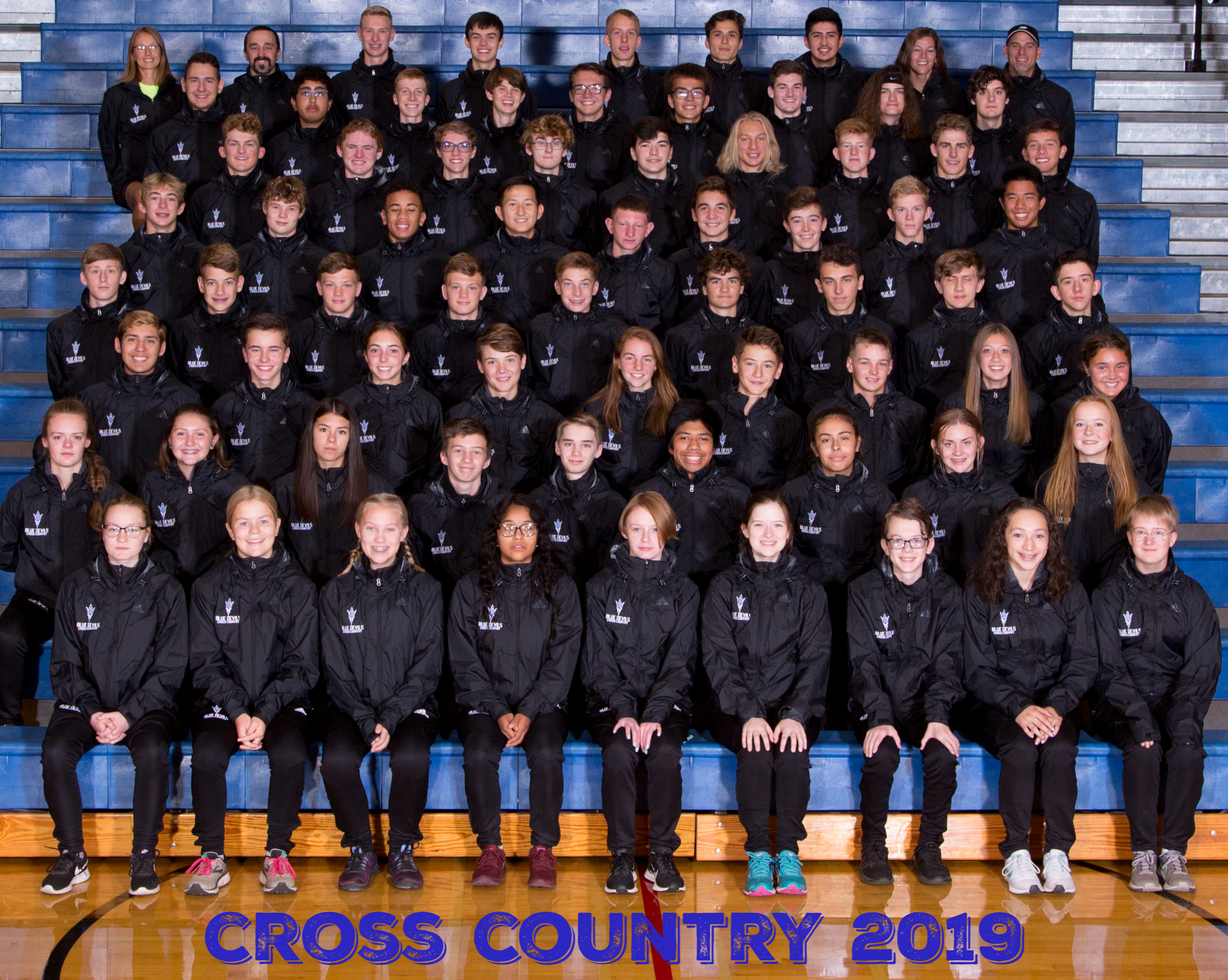 X Country 2019