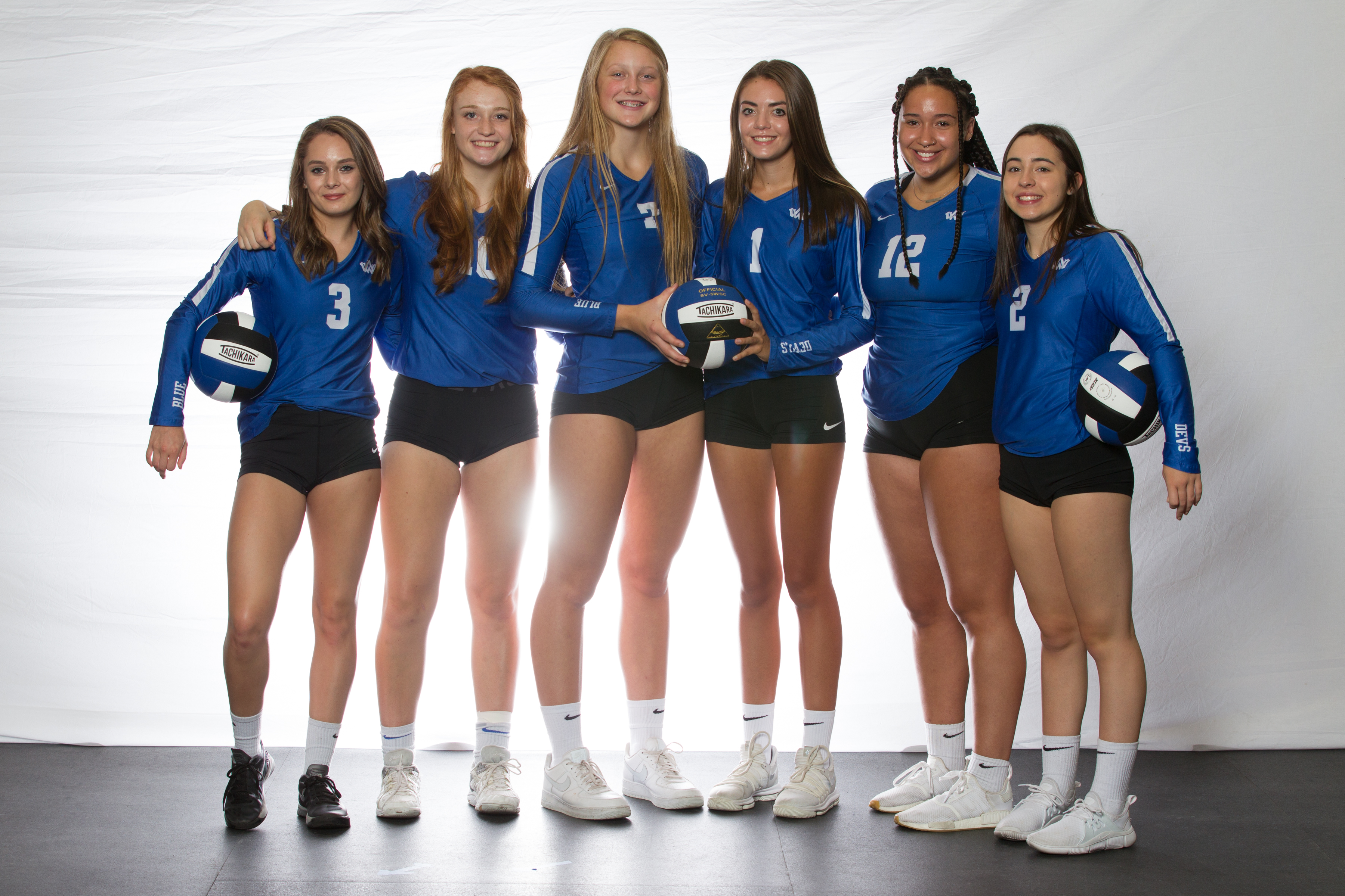Volleyball Seniors 2 2019