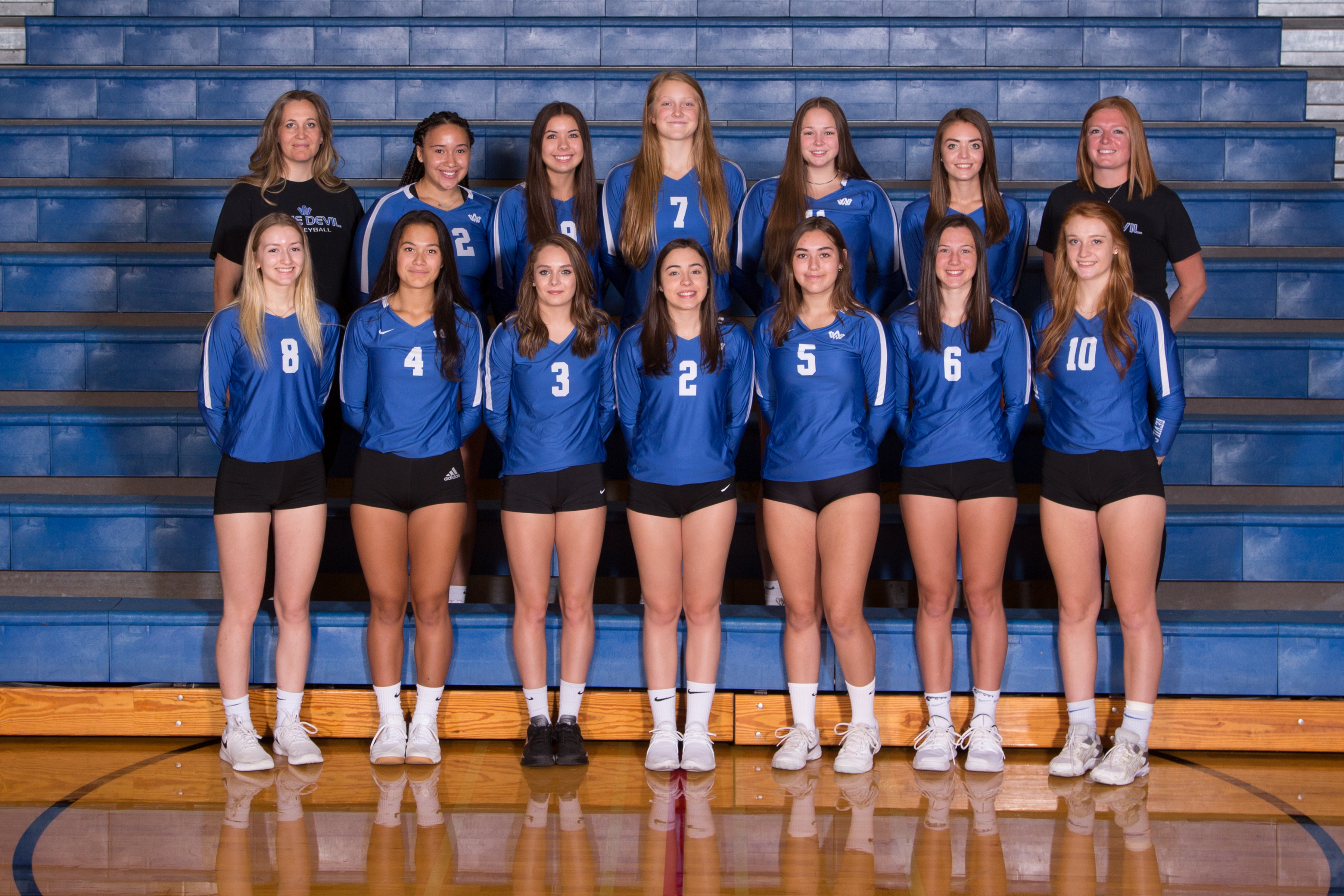 Volleyball Varsity 2019